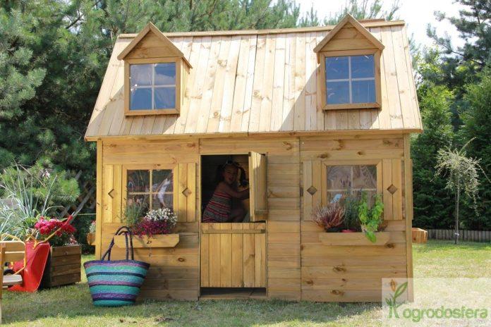Domek dla dziecka - warto?
